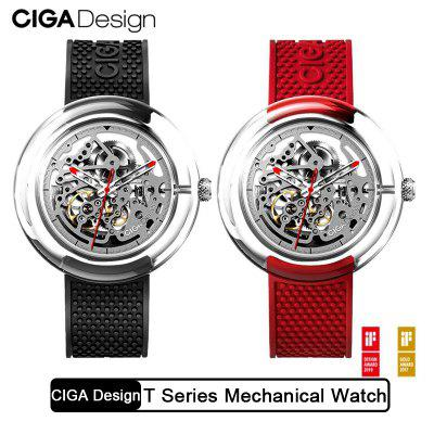 CIGA Design  T Series Female Mechanical Watch Transparent Hollow Watch-Xiaomi Ecosystem Product