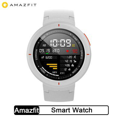 AMAZFIT Verge Smartwatch Lite Bluetooth Sports Global Version HR Sensor  Xiaomi Ecosystem Product Image