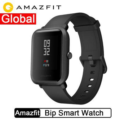 Global Version Amazfit Bip Smart Watch Bluetooth IP68 Waterproof MiFit APP Alarm Vibration Image
