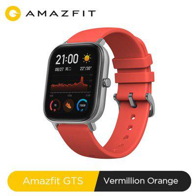 Global Version NEW Amazfit GTS Smart Watch 5ATM Waterproof Swimming Smartwatch Image