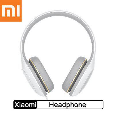 Xiaomi Headphones Easy Version With Mic Headset Noise Cancelling 3.5mm Running Stereo HiFi Earphone