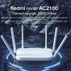 Xiaomi Redmi Router AC2100 Gigabit 2.4G 5.0GHz strengthen Dual-Band 2033Mbps Wireless Wifi Repeater