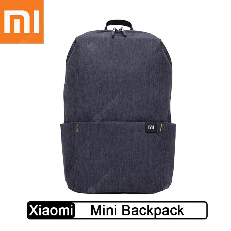 Xiaomi colorful backpack multi-function sports and urban leisure shoulder waterproof Outdoor bag - Black China