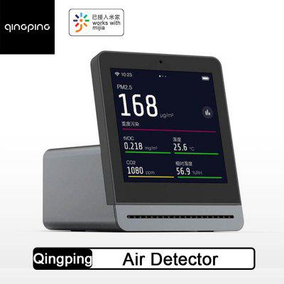 ClearGrass Air monitor Retina Touch IPS Screen Mobile Touch Operation from Xiaomi Youpin