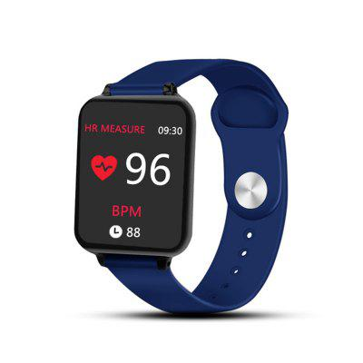 B57 smart bracelet large screen heart rate blood pressure blood oxygen monitoring multi-sports band