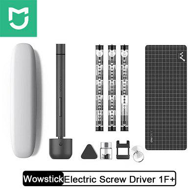 Wowstick 1F 64 In 1 Electric Screw Driver Cordless Lithium-ion Charge LED Power Screwdriver kit