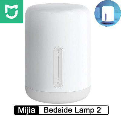 Xiaomi Mijia Bedside Lamp 2 Smart LED  Night Table Light voice control touch WiFi Bluetooth Light