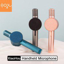 Xiaohou Wireless Microphone Handheld Karaoke Bluetooth Fashion Multi-Scenario Use Speaker