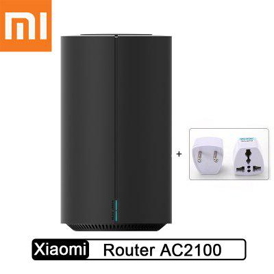 Router Xiaomi Mi AC2100 Gigabit Ethernet Port WiFi 128 MB 2,4 GHz 5 GHz 128 Mb Router WiFi Mi