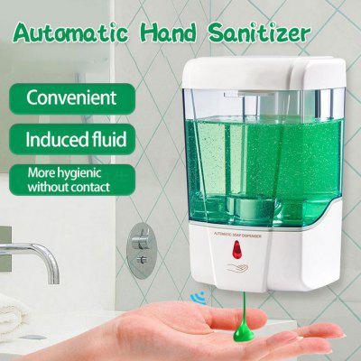 Touch-less Automatic Soap Dispenser Bathroom kill Bacteria Clean stains Hand Washer For Home Office