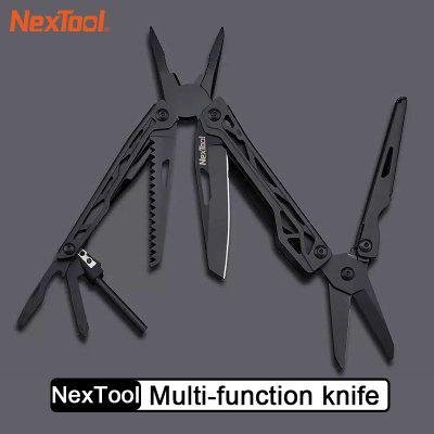 NEXTOOL Multi-function knife 10 IN 1 Portable Folding Knife Stainless Steel Opener Tools knife
