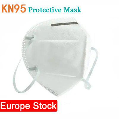 10PCS KN95 N95 Face Mask Disposable Breathable Protective Non-Medical Masks