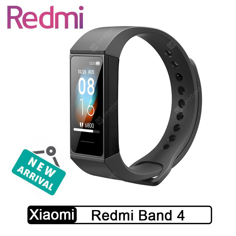 Xiaomi Redmi Band 4 Smart Bluetooth 5.0 Waterproof Bracelet Touch Large Color Screen Wristband
