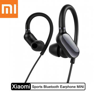Xiaomi Sports Bluetooth Earphone Wireless Bluetooth 4 1 Headset Ipx4 Waterproof With Microphone Sale Price Reviews Gearbest Mobile