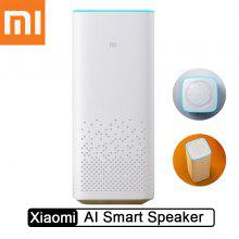 Xiaomi AI Smart Speakers wifi Bluetooth 4.0 Control remoto de voz Smart Home Light Music Player