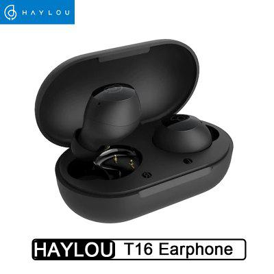 New Arrival Haylou T16 TWS ANC Noise Reduction Headset HD Stereo Earphones 32-hour Battery Life With Wireless Charging Headphones