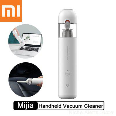 Xiaomi Mijia Handheld Vacuum Cleaner Portable Handy Car Vacuum Cleaner 120W 13000Pa Super Strong Suction Vacuum For Home&Car