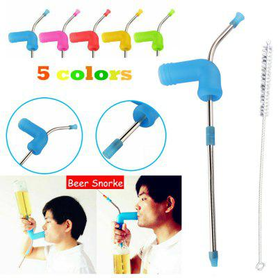 2020 Beer Snorkel Funnel Drinking Straw Games Hens Bucks Party Entertainment