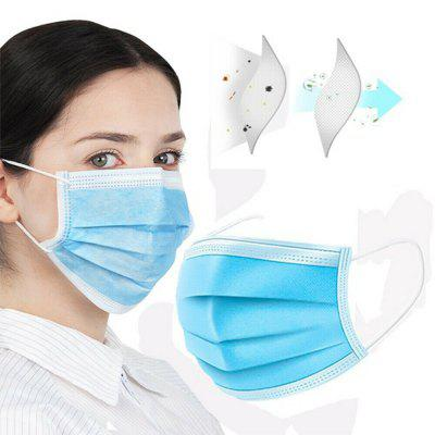 flu disposable mask