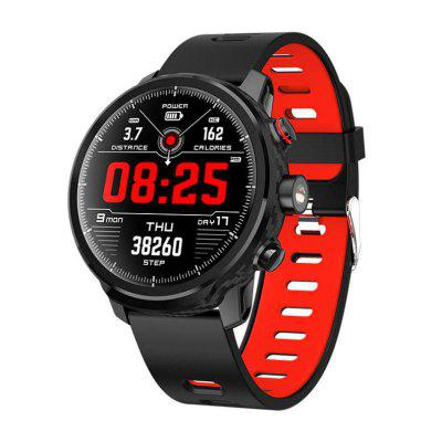Smart Watch Large Screen Full Touch With Lighting Heart Rate Sports Watch