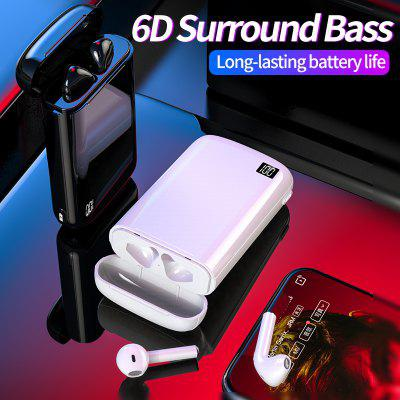 A5 Wireless Bluetooth 5.0 Headset Heavy Bass Sound Quality Earphones