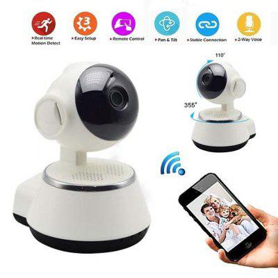 720P HD WiFi Wireless IP Camera Home Security Indoor Equipment