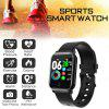 A9 Bluetooth Sports Smartwatch Heart Rate Blood Pressure Monitoring Smart Watches