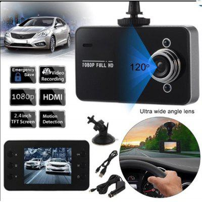Car Camera DVR Camcorder Video Auto Tachograph k6000 Driving Recorder