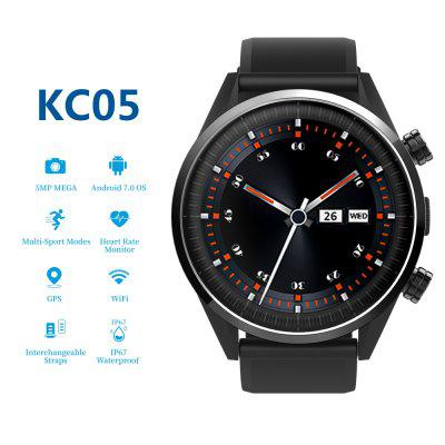 KC05 Smart Watch for Men IP67 Waterpoof Watches Gift Smart Watch