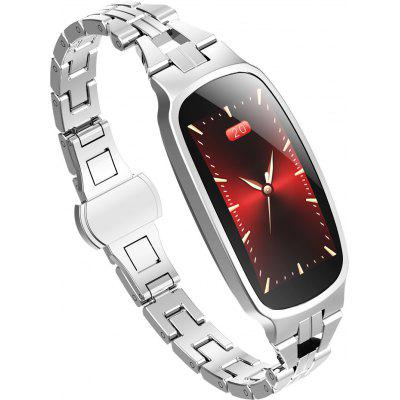 Fashion Smart Bracelet Watch For Women Girls Heat Rate Monitoring Smart Watches
