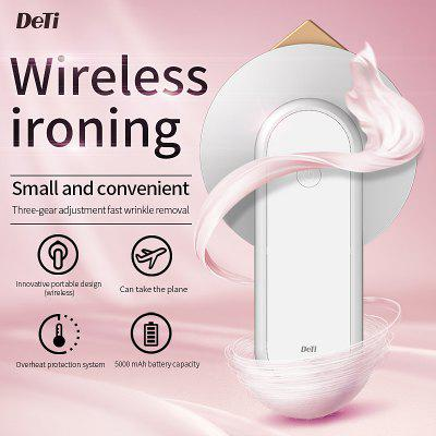Wireless Ironing Portable Household Small Mini Handheld Iron Dormitory Travel Ironing Machine
