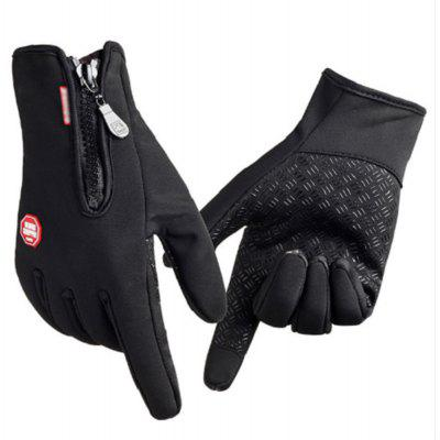 Ski Gloves Snowboard Motorcycle Riding Gloves Winter Touch Screen Snow Windstopper Glove