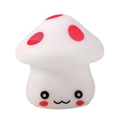 LED Colorful Mushroom Night Light Childrens Room Decoration Lamp