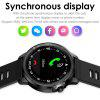 Color Screen Smart Bracelet Heart Rate Blood Pressure Monitoring Sports Watch