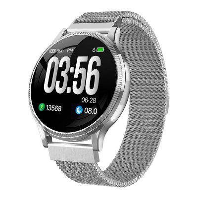 Smart Watch Color Screen Metal Strap Fashion Watches