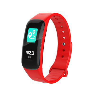 C1S Heart Rate Smart Bracelet Sports Watch Sleep Monitoring Call Reminder Function Smart Watch