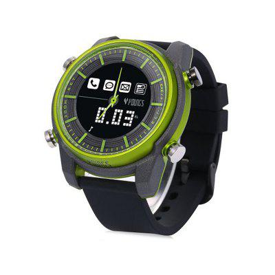 Sports Smart Watch Pedometer Running Information Waterproof Multi-function Watches Clock