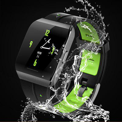 X1 Multi-function Smart Watch Large Screen Square Dial IP68 Waterpoof Watches