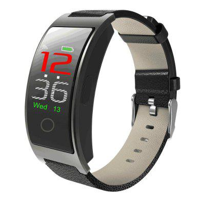 CK11C 0.96 Inch IPS Fashion Smart Watch Sleep Monitoring Sports Pedometer Mens Smarts Bracelet