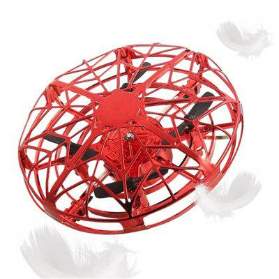 Mini Flying UFO Ball LED Induction Suspension Aircraft Flying Toys Hand-held Inductive Flying Toy