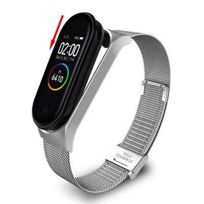 Replacement Bracelet Steel Strap for Xiaomi Mi Band 4