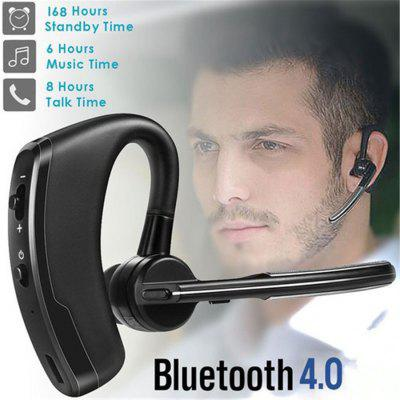 Bluetooth 4.0 Wireless Headphone Stereo Headset Earphone With Mic Professional Business Headset
