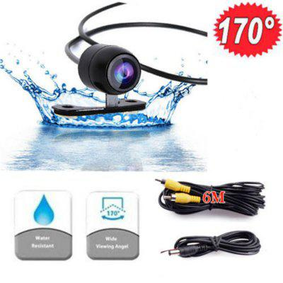 Car Night View Rear View Camera 170 Degrees Angle Waterproof Reversing Camera