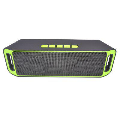 Wireless Bluetooth Speaker Outdoor Mini Rectangle Speaker
