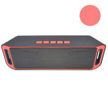Altavoz inalámbrico Bluetooth Mini altavoz rectangular exterior