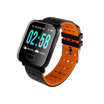 A6 Smart Watches Fitness Tracker Waterproof Smart Bracelet Watch