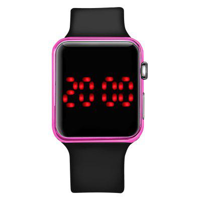 Unisex Watch Sport LED Watches Digital Clock Silicone Wrist Watch