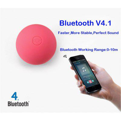 Mini Cute Mushroom Shape Bluetooth Speaker Portable Mobile Phone Stand 0.068Speakers