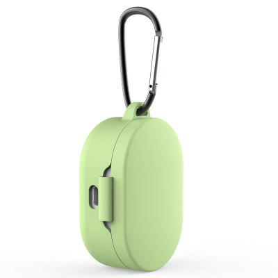 Headphone Charging Cabin Protective Cover Silicone Protective Case for Redmi Airdots and A6S TWS