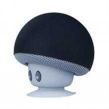Mini Cute Mushroom Shape Bluetooth-Lautsprecher Tragbarer Handyständer 0.068Speakers